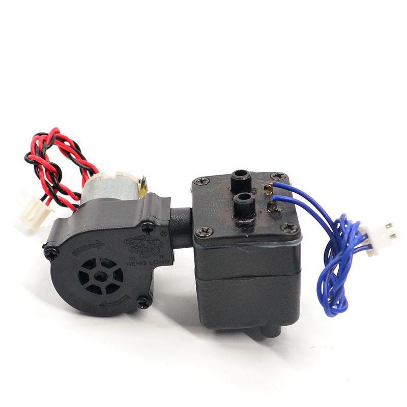Smoke Generator/Transparent Smoke Pipe Upgrade Spare Parts For 1/16 Henglong RC Tank Model 6.0S Version/RC Trailer