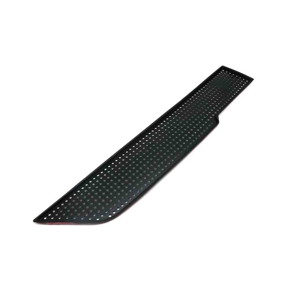 مدخل هواء مرشح تدفق الهواء تنفيس حماية غطاء إطاري ل تسلا نموذج 3 2017-2019 مداخل تهوية غطاء مصبغة