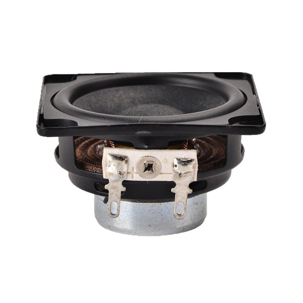2PCS 1,5 Zoll 4ohm8W 20 Stimme Spule Gummi Rand Audio Lautsprecher Starke Magnetische Volle Frequenz Bluetooth Home Verstärker Lautsprecher