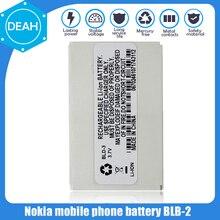 Batterie Li-ion de remplacement pour téléphone portable, BLB-2 BLB2 BLB, pour Nokia 6590 5210 6500 6510 3610 7650 8270 8910 8910i 8210 6590i, 1 pièce