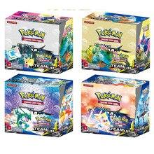 TAKARA TOMY 324 шт./компл. Pokemon Battle игрушки хобби Коллекционные вещи игра Коллекция аниме-открытки для детей