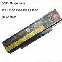 ONEVAN حقيقية محمول بطارية لأجهزة لينوفو ثينك باد E555 E550 E550C E560 E565C 45N1759 45N1758 45N1760 45N1761 45N1762 45N17 48WH