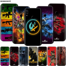 CS GO Gun Game Case for Xiaomi Redmi 4A 4X 5 5A 6 6A 7 7A S2 Note Go K20 Pro Plus Prime 8T(China)