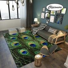 Chpermore الحيوان الفراء ريشة كبيرة السجاد الديكور تاتامي نوم المنزل غرفة المعيشة البساط الحصير الكلمة