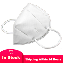10PCS KN95 Face Mask Safety PM 2.5 filter Mouth Mask Dustproof Anti-germ Influenza N95 Mask Earloop Protection Breathing Masks