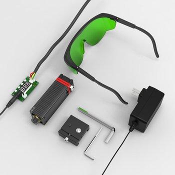 NEJE 20W Laser Module Kit CNC Head for Cutting Machine Engraver DIY with TTL / PWM Modulation Creation