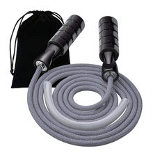Jump rope speed skipping fitness equipment for home gym weight