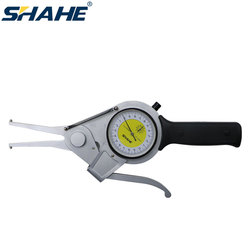 Shahe dentro calibre de pressão 15-35/35-55mm dentro do seletor pinça para ferramentas de medição de diâmetro interno