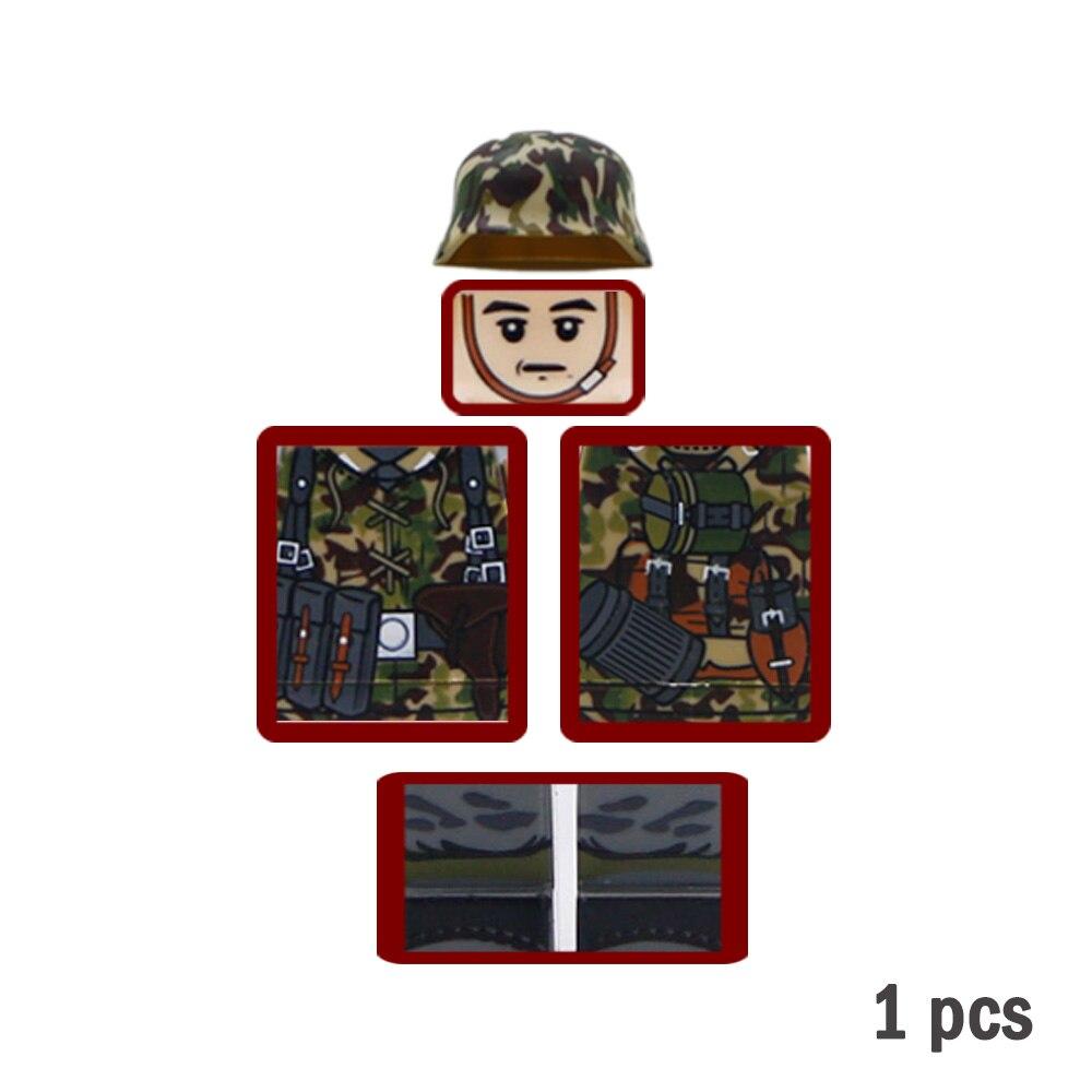 lego ww2 figures