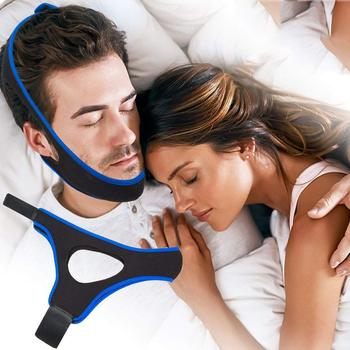 Anti Snore Stop Snoring Chin Strap for Snoring Solution Anti Snore Device Sleep Aid for Men and Women Give You The Best Sleep smart snore stopper anti snore ronco solution comfortable anti snoring biosensor with app and sleep apnea monitor cpap replacer