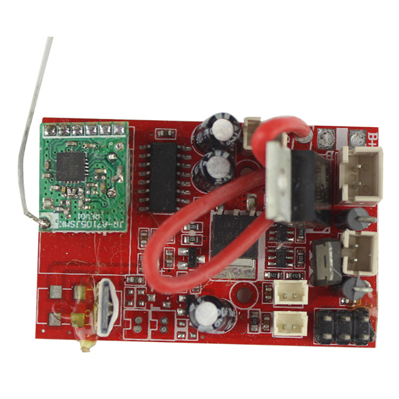 wltoys v913 Receiver Main Board V913-16 Receiver Main Board Replacement for WLtoys-S V913 RC Helicopter Parts