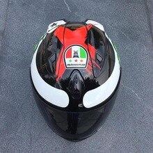 Мотоциклетный шлем мужские и женские шлемы на все сезоны стильный крутой мотоциклетный безопасный гоночный шлем