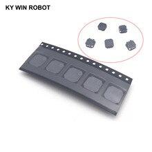 5 ชิ้น/ล็อต SMD 8530 8.5x8.5x3MM Passive Buzzer แม่เหล็ก 3V 5V Anti lost buzzer 8.5*8.5*3 มม.ลำโพงสำหรับ Arduino Electro Kit