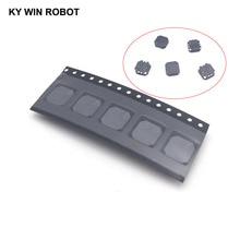 5pcs/lot SMD 8530 8.5x8.5x3MM Passive Buzzer Magnetic 3V 5V Anti lost Buzzer 8.5*8.5*3MM Loudspeaker For Arduino Electro Kit