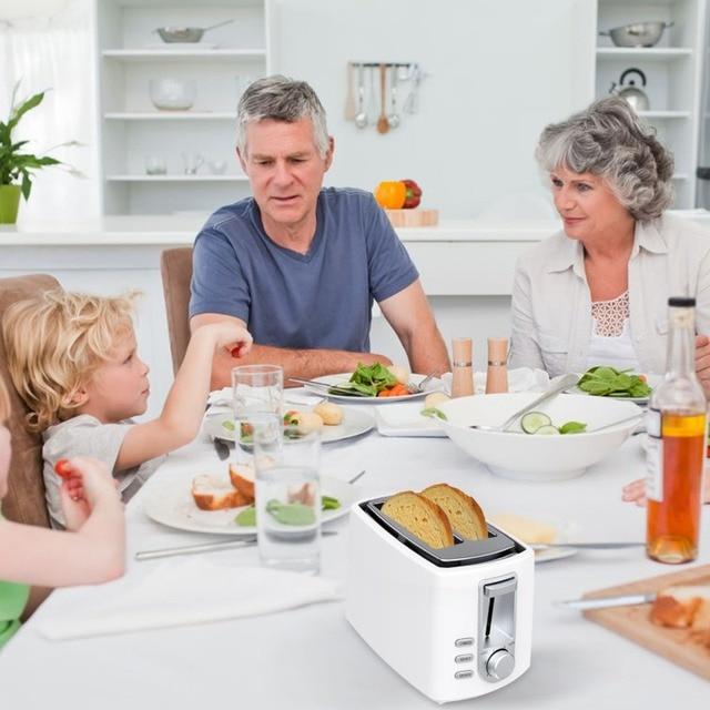European Toaster Kitchen Gadget Vertical Toaster 6
