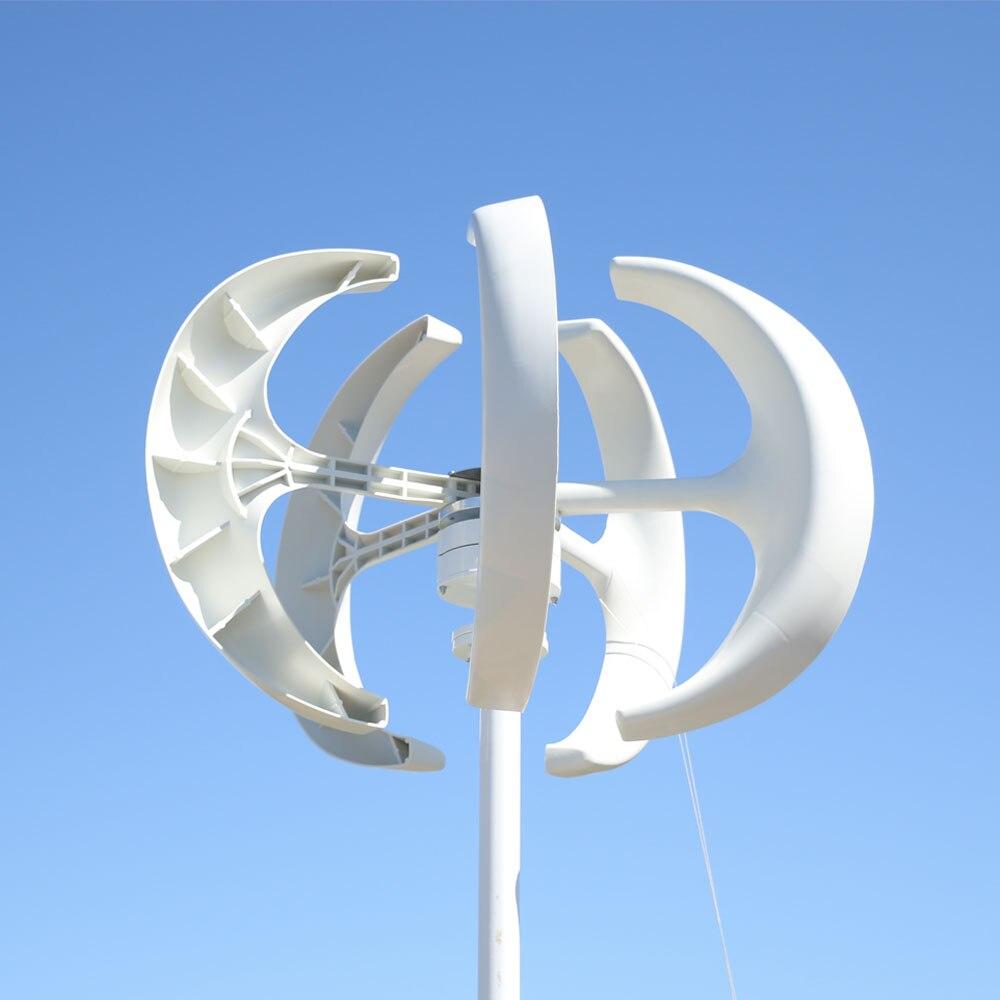400w mini gerador de vento vertical 12v