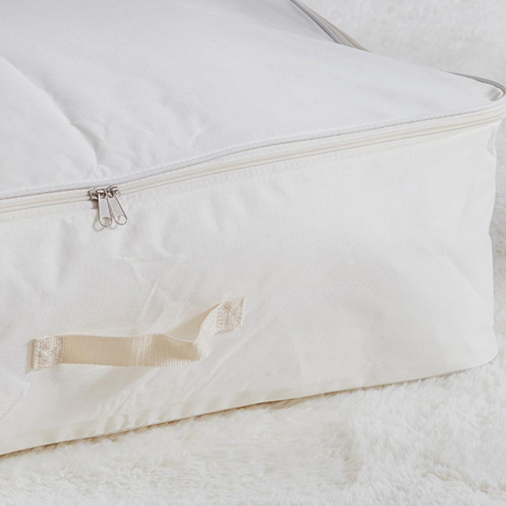 Портативная Пылезащитная домашняя сумка для хранения из ткани Оксфорд, органайзер для одежды, складной чехол