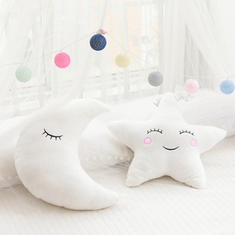 5-Ins-Cloud-Moon-Star-Raindrop-Plush-Pillow-Soft-Cushion-Kawaii-Cloud-Stuffed-Plush-Toys-For-Children