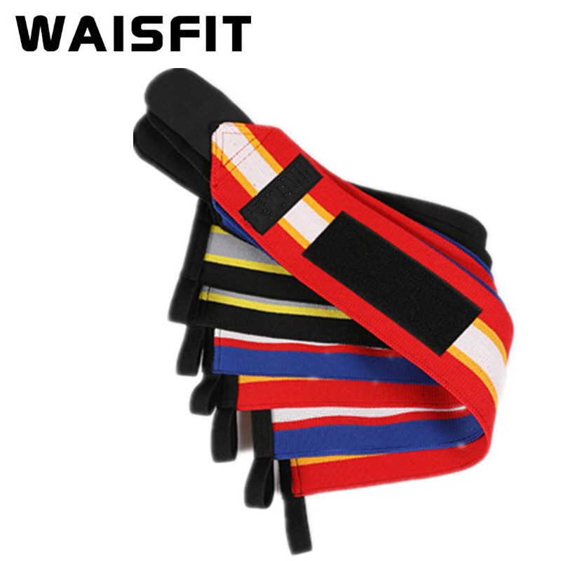 Athletic Wristguards Wrist Protector Fitness Sports Supplies Weightlifting Barbell Car Handle Protection Films Elasticity Booste