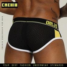 Mesh Gay Underwear Men Penis Sexy Underwear Briefs Jockstrap