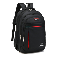 Man Laptop Backpack 2019 New 35 L Casual Oxford Cloth Waterproof Travel Male School Bag Sports Black Gray Blue