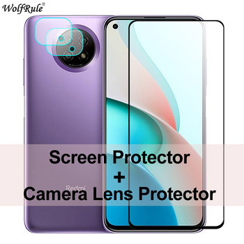 2Pcs Screen Protector For Xiaomi Redmi Note 9T 5G Glass Note 9 Pro 9S 8T 8 Tempered Glass Protective Lens Film Redmi 9C NFC 9A 2pcs frosted matte 9d tempered glass for xiaomi poco m3 x3 nfc f2pro redmi note 9 9s 9 pro anti fingerprint screen protector protective film