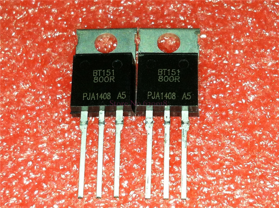 10pcs/lot BT151-800R BT151 TO-220 In Stock