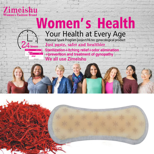 Image 5 - 100 sztuk zimeishu silver ion ginekologiczne cure wkładki lecznicze damskie podkładki lecznicze higieny kobiecej opieki zdrowotnej higiena osobistej