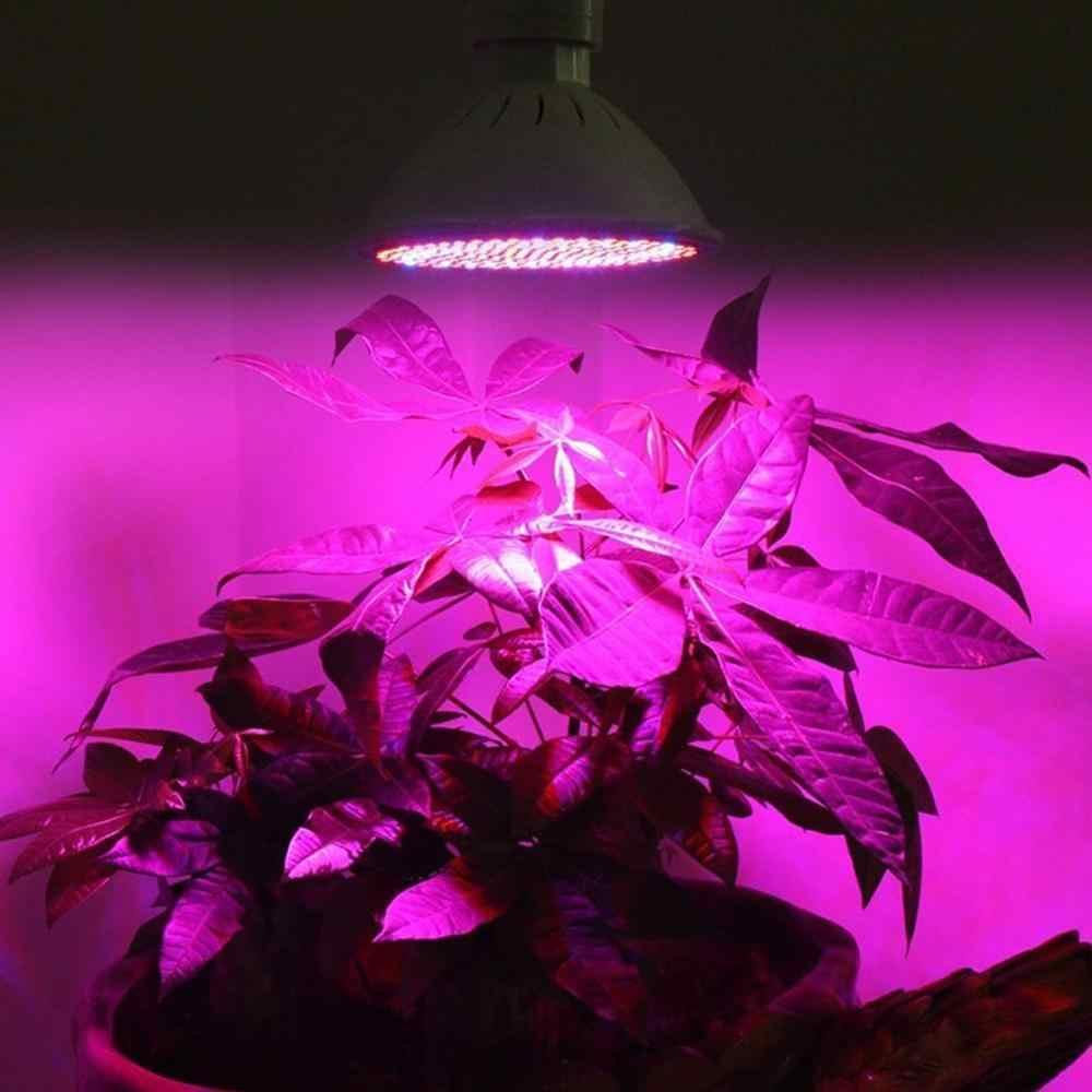 Full Spectrum Pianta Coltiva La Luce LED di Illuminazione Della Lampada Lampadine per i Semi Del Fiore Hydro Serra Veg Indoor Giardino E27 Phyto Growbox