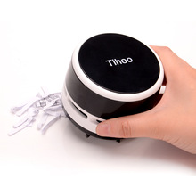 Tihoo mini vacuum cleaner creative home office car vacuum cleaner desktop dust removal office supplies desk accessories