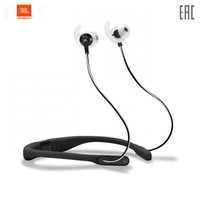 Earphones & Headphones JBL JBLREFFITBLK Portable Audio headset Earphone Headphone Video with microphone Synchros Reflect FIT Sport