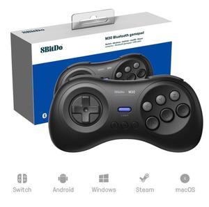 Image 5 - 8bitdo M30 Bluetooth геймпад Беспроводной игровой контроллер с Джойстик для Raspberry PI 3B + 4B Android ТВ коробка macOS Nintendo переключатель