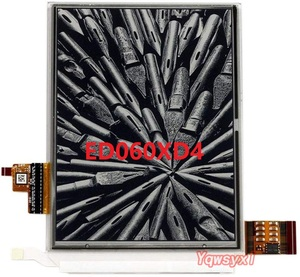 Оригинальный сенсорный экран Yqwsyxl ED060XH7 ED060XD4, 6 дюймов, для pocketbook 626 plus и pocketbook touch lux 3 PB626(2)-D-WW