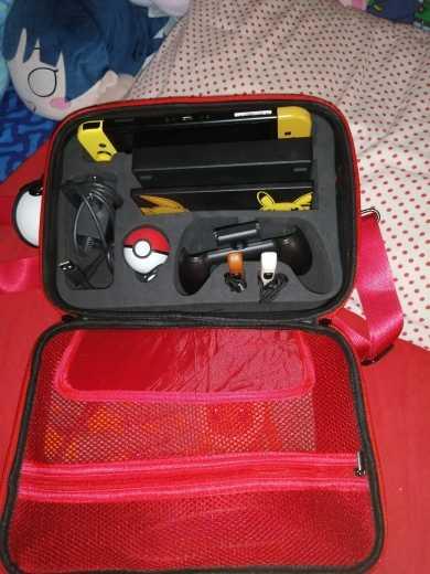 Новый чехол-книжка Pokeball, аксессуары Pokemons, чехол для хранения, большая сумка, новый модный чехол для игры