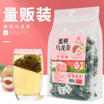[50 torebek] brzoskwinia biała brzoskwinia herbata Oolong torba zapachowa herbata połączenie zdrowie kwiat nektar herbata owocowa herbata herbata herbata chińska tanie i dobre opinie CN (pochodzenie)