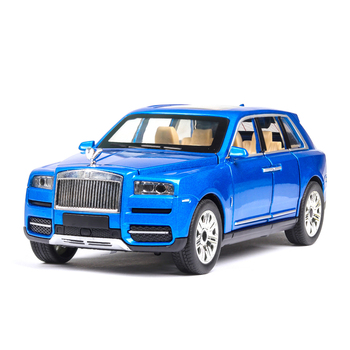 1:24 Scale Diecast Car Model Toy Vehicle Simulation SUV Metal Car Wheels Alloy Sound Light Pull Back Car For Boys Kids Toys Gift 1 24 diecast alloy car model metal car toy wheels toy vehicle simulation sound light pull back car collection kids toy car gift