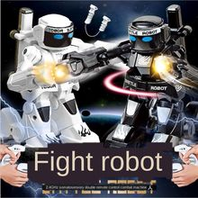 Боксерская игра с вашим партнером робот дистанционное управление