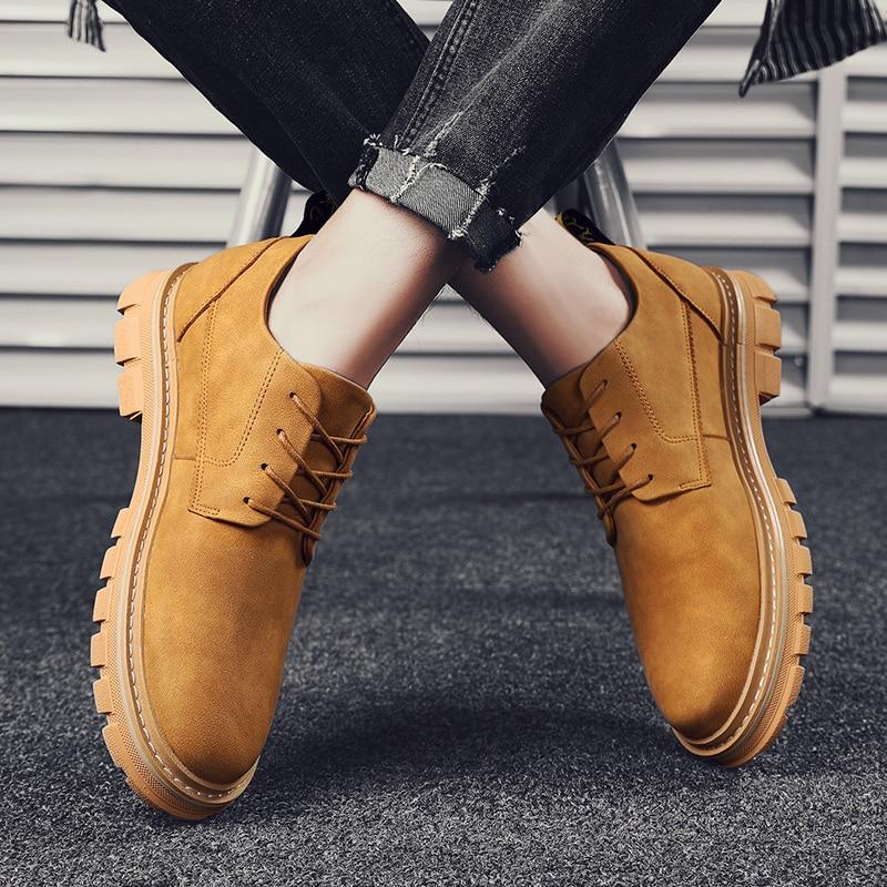 Замшевые Кожаные туфли для мужчин; Роскошные брендовые дышащие Дизайнерские повседневные мужские кроссовки на шнуровке; Мужские мокасины