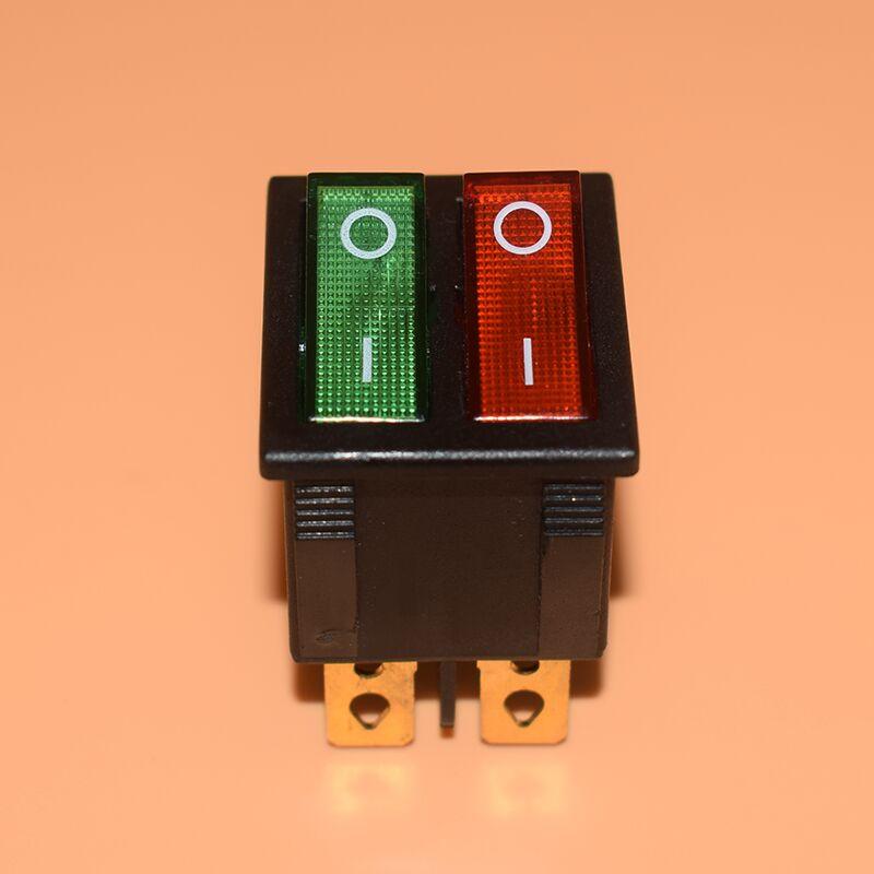 (Двойной красный зеленый пояс, светильник 2, 6, 6 футов) Электрическая рисоварка/электрическая сковорода, нагреватель масла, переключатель ти...