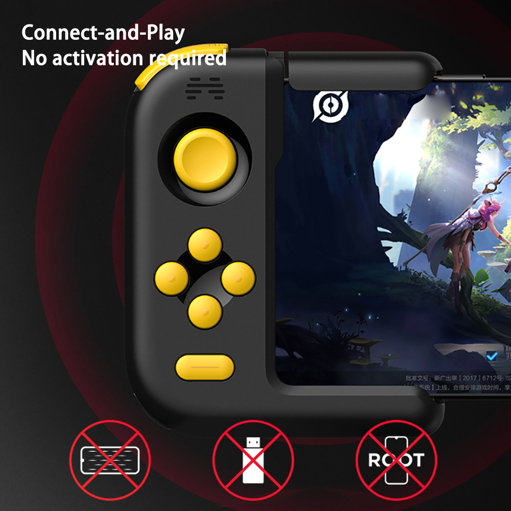 2020 New Bluetooth 5.0 For <font><b>BETOP</b></font> <font><b>H1</b></font> 400mAh GamePad Designed For HuaWei P30 Mate20 Pro Mate20 X Pro P20 70g Joystick Gamepad image