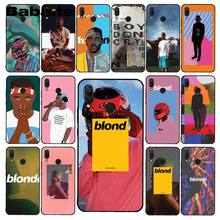 Babaite Frank Ocean Blonde Phone Case for Xiaomi Redmi4X 6A S2 Go Redmi 5 5Plus Note4 Note5 7 Note6Pro(China)