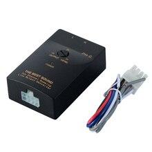 Усилитель высокого до низкого уровня VF Замена стабильный автомобильный RCA стерео выход аудио конвертеры сабвуфер динамик сигнал PH-2 Универсальный