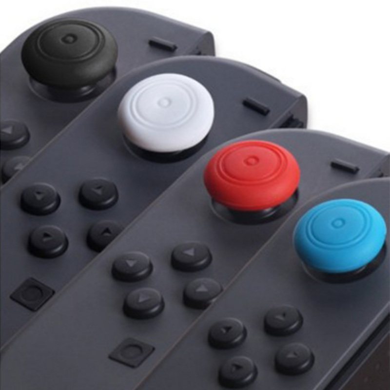 Rocker Protection Cap Silicone Controller Gamepad Joystick Handle Button Thumbsticks Protective Cover For Nintendo Switch
