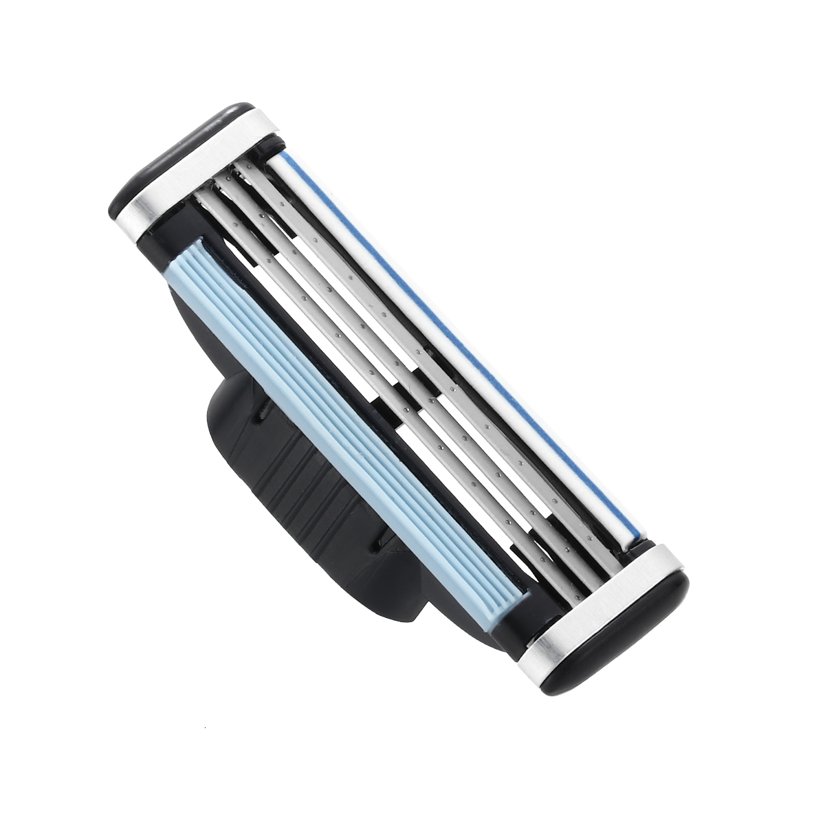 8pcs/lot 3 Layer Razor Blades For Men Gile Shaver Beauty Proglide Shaving Refills Cartridge Blades