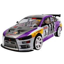 Racing Remote-Control Drift Single-Battery Large High-Speed Super 1:10 Vehicle Sports Car