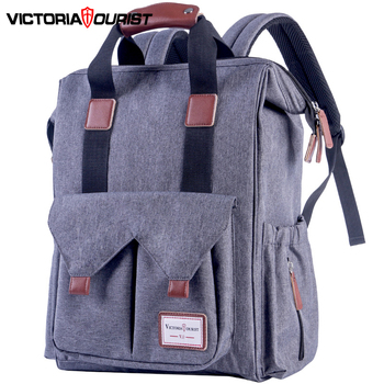 "Victoriatourist Backpack Men Women Stylish Back Pack Multi-Space Versatile for Travel Leisure Work School 15.6"" Laptop Suitable - discount item  30% OFF Backpacks"