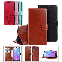 Luxury Leather Wallet Cover Silicone Case For Zte Blade L8 A