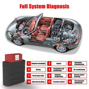 Image 2 - Ra Mắt Thinkdriver Obd2 Máy Quét Bluetooth Chuyên Nghiệp Đầy Đủ Hệ Thống 15 Đặt Lại Chức Năng OBD 2 Ô Tô Máy Quét PK AP200