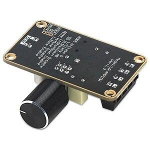 Image 4 - Placa de amplificador de Audio, Pam8406 Digital placa amplificadora de potencia 5W + 5W inmersión Gold Stereo Amp 2,0 Dual Channel Mini Class D