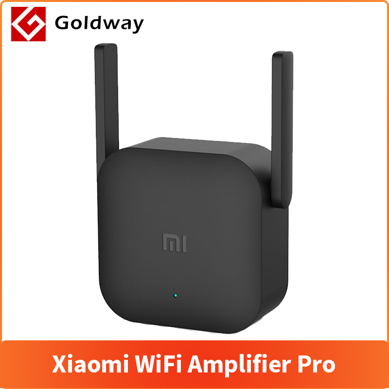 Original Xiaomi WiFi Amplifier Pro 300Mbps Amplificador Wi-Fi Repeater Wifi Signal Cover Extender Repeater 2.4G Mi Wireless 1